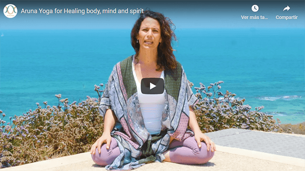 Aruna Yoga for Healing body mind and spirit video